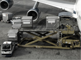 Air freight offers a fast and precise solution